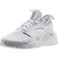 Белые Nike Huarache женские