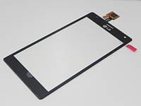 Сенсор (Touch screen) LG P880 Optimus 4X HD black