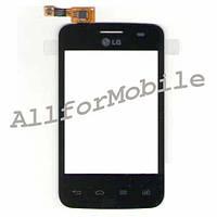 Touch screen (Sensor) LG E435 black/white