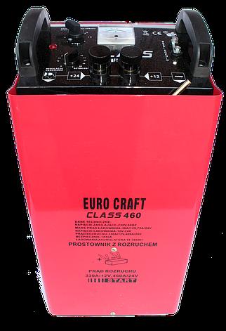 Зарядне автомобільне +пускове Euro Craft  CLASS460, фото 2