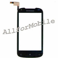 Сенсор (Touch screen) Lenovo A706 black