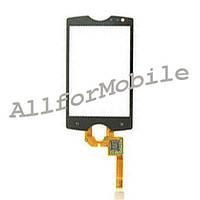 Сенсор (Touch screen) Sony ST15i Xperia mini black