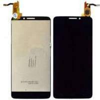 Дисплей (LCD) Alcatel 6040D One Touch Idol X с сенсором черный