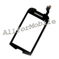 Touch (Sensor) Samsung i5800 black +чехол-бампер