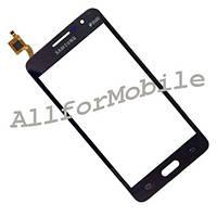 Touch Sensor Samsung G350H Galaxy Core Plus bleck