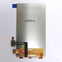 Дисплей (LCD) Alcatel 4027D PIXI 3(4.5)/ 5017D/ 5017X One Touch с сенсором черный