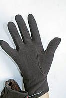 """Темно коричневые перчатки """"Ирма"""", фото 1"""