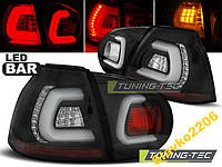 ФОНАРИVW GOLF 5 10.03-09 BLACK LED BAR  (LDVWA3)