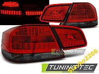 ФОНАРИ BMW E92/ E93 09.06-03.10 RED SMOKE LED BAR