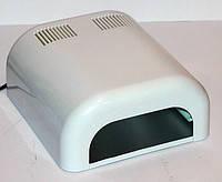 Ультрафиолетовая Лампа 36 Ватт с таймером на 2 минуты, №008