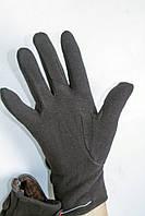 """""""Ирма"""" женские перчатки коричневые БОЛЬШИЕ, фото 1"""