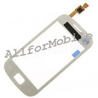 Touch Sensor Samsung S6500 mini 2 white +бамер