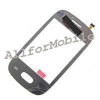Touch Sensor Samsung S5312 white/bleck  ORIG