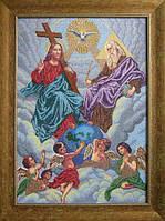 Вишивка бісером ікона Свята Трійця 47 bca4e961b2001