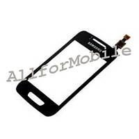 Touch Sensor Samsung S5380 black orig +бампер