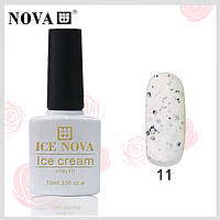 NOVA SHELLAC №11, Мороженое