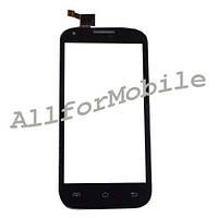 Сенсор (Touch screen) Fly IQ4406 ERA Nano 6 black/white