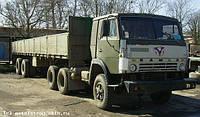 Грузоперевозки автомобилем КАМАЗ длинномер по Харькову и Харьковской области
