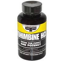 Yohimbine HCI,Йохимбин гидрохлорид USP,90 капсул,при ожирение;нарушение эрекции