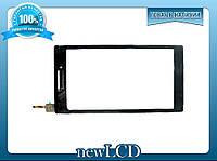 Сенсорное стекло Lenovo A7-10 Tab2 черное