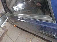Оригинальный уплотнитель стекла подоконный передней левой двери Славута 1105-6103261. Резинка опускного стекла