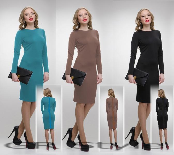 Платья футляры 48-50 размера