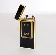 USB зажигалка Tiger - Для Настоящих Мужчин, фото 3