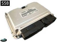 Электронный блок управления (ЭБУ) BMW 1 (E81) (E87) 2.0D 04-11г (M47N2 / 204D4)