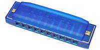 Hohner HAPPY Blue C Гармошка губная диатоническая