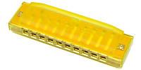Hohner HAPPY Yellow C Гармошка губная диатоническая