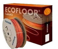 Тепла підлога - Одножильний нагрівальний кабель ASL1P 18 350, Чехія