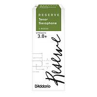 RICO DKR05305 Трости тенор саксофона Reserve 3+