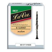 RICO RCC10MD Трости кларнета LaVoz Medium