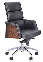 Кресло Phantom LB кожзам PU чёрный