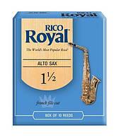 RICO RJB1015 Трости альт саксофона Royal 1,5