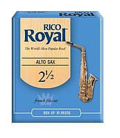 RICO RJB1025 Трости альт саксофона Royal 2,5