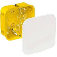 Коробка распределительная 100x100x50 для полых стен, IMT35161, Schneider Electric