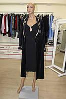 Комплект женского белья DIBEN CALLAS черный (Италия)