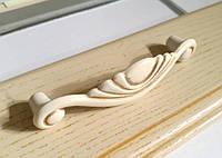 Ручка скоба класична GU-W6900 слонова кістка 96 мм, фото 1