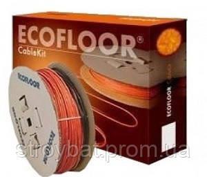 Тепла підлога - Одножильний нагрівальний кабель ASL1P 18 1100, Чехія