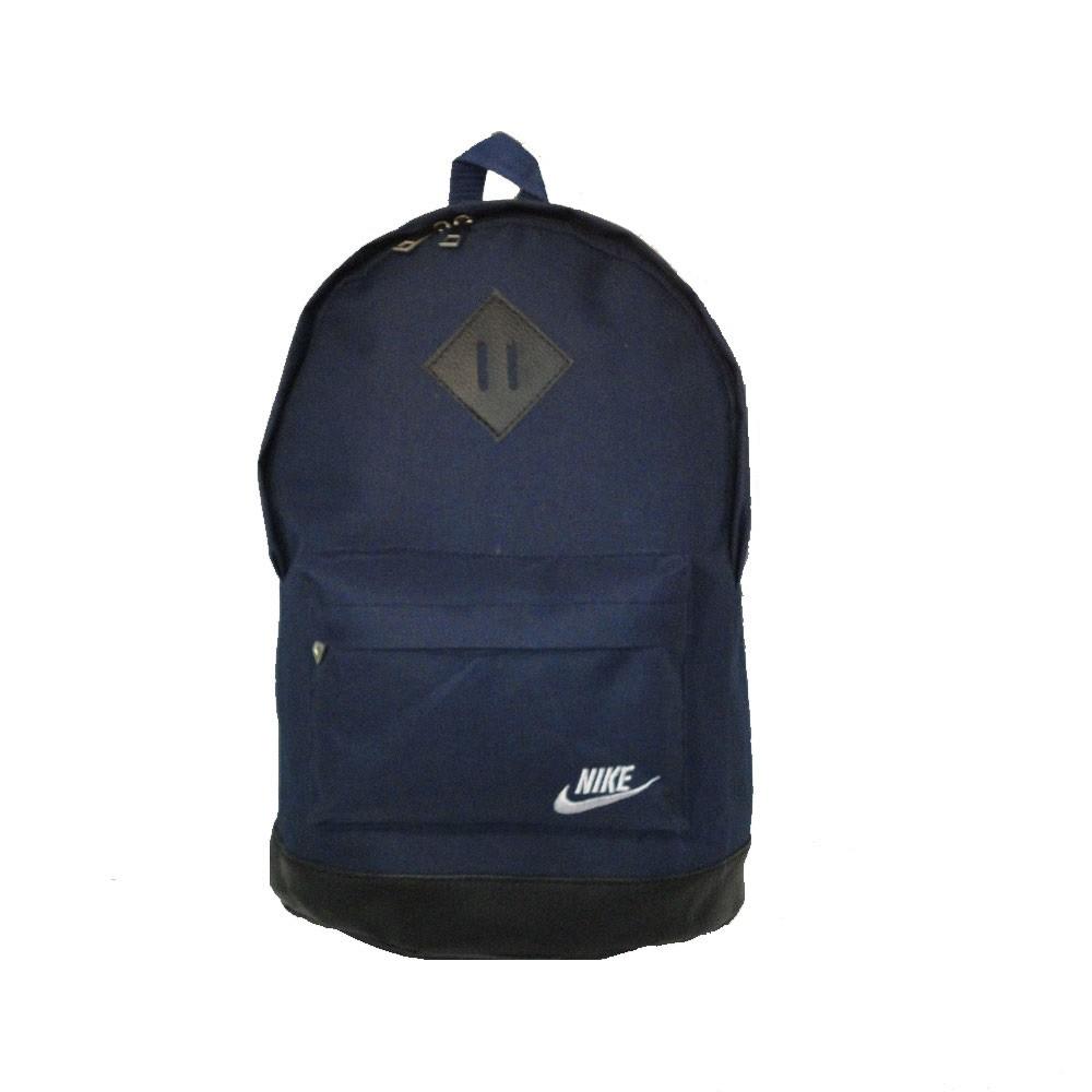 3d51c3e2 Спортивный рюкзак Nike реплика непромокаемый среднего размера синий -  e-sumki.com.ua