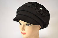 Женская осенняя кепка