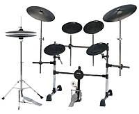 Maxtone MX568A Тихая барабанная установка