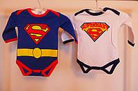 Боди Супергерой 2 штуки  Disney