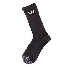 Носки 5.11 socks 3-pack 6 Black