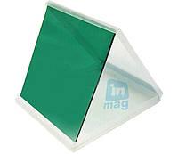 Светофильтр Cokin P зеленый, квадратный фильтр.