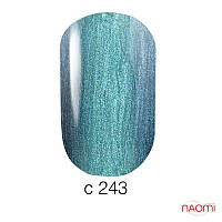 Гель-лак Naomi Chameleon Collection 243, 6 мл