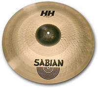 """Sabian 12172 21"""" HH Raw Bell Dry Ride"""