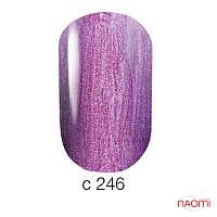 Гель-лак Naomi Chameleon Collection 246, 6 мл