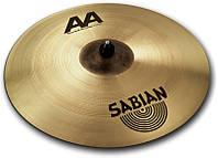 "Sabian 22172 21"" AA Raw Bell Dry Ride"